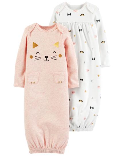 זוג שקי שינה חתלתולה