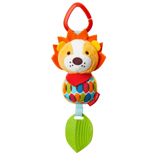 צעצוע לעגלה עם נשכן -אריה