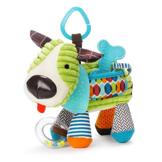 צעצוע לעגלה כלבלב