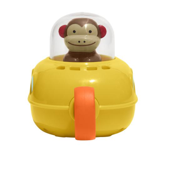 משחק אמבטיה - קופיף בצוללת