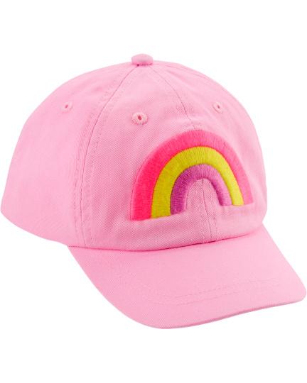 כובע מצחייה קשת בענן