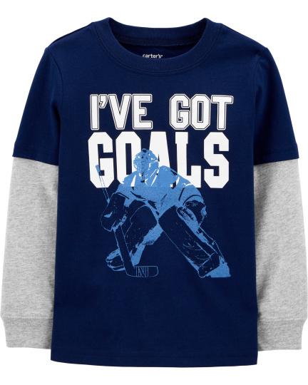 I've got Goals חולצת