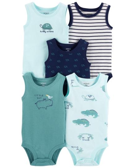 חמישיית בגדי גוף צב תנין