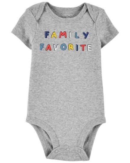 FAMILY FAVORITE בגד גוף