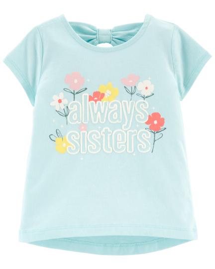 חולצת טי פרחים