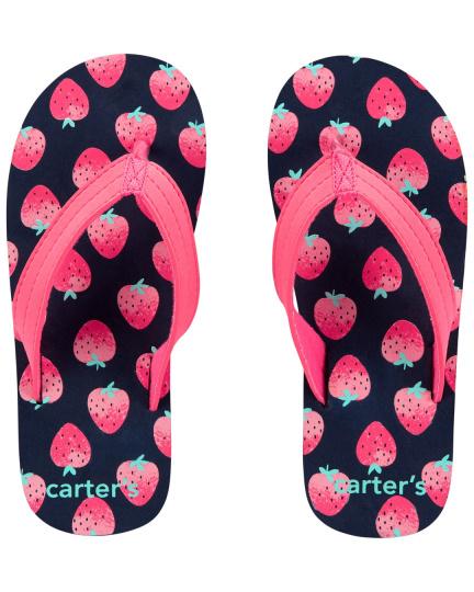 נעלי אצבע תותים