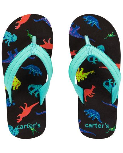 נעלי אצבע דינוזאורים