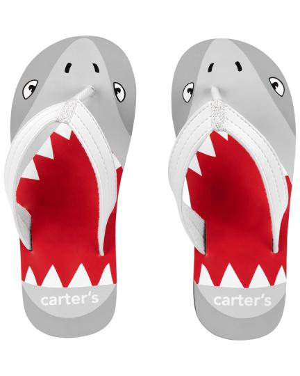 נעלי אצבע כרישים