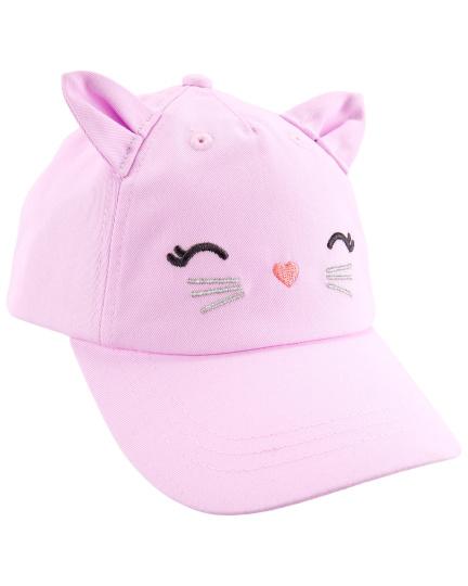 כובע מצחייה חתלתולה