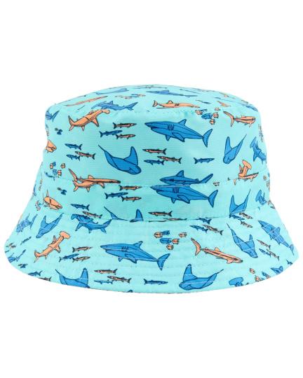 כובע דו צדדי כרישים