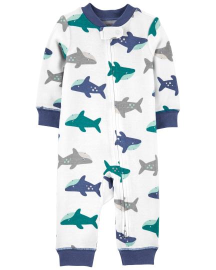 אוברול ללא רגלית כרישים