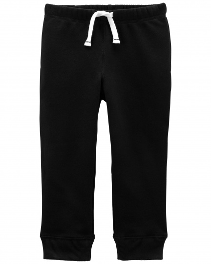 מכנס פליז שחור
